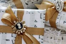 Paper Crafts / by Kim-Rae Novroski