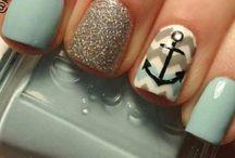 Nails / by Mandi Burnison