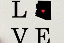Just a California girl in an Arizona world... / Transplanted California girl living in the place I love -  Arizona!