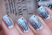 Holiday nails / Ideas for holiday nail designs / by Tracy Bourdon- Thomas