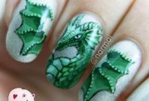 Wow nails / Nails I love but could never do / by Tracy Bourdon- Thomas