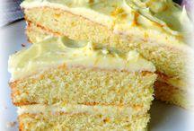 Baking / Lemon, lime, orange, tangerine