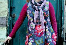 3 Season Wardrobe Challenge / By Gum, By Golly's terrific cool/cold weather wardrobe challenge.  Which is essentially 9 months out of my Canadian year.  Items I find inspiring and items I would like to make. / by Sarah Randt
