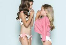 GIRL SWIMWEAR SS16 / Shop online www.nanos.es/shop/looks/swimwear/