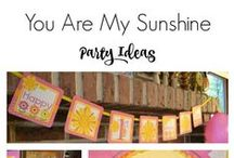 Parties | Kids Party Ideas / Creative and fun ideas for theme parties and kids birthday parties: kids party favors, creative cakes for kids, kids party activities, party favors for kids, boys theme parties, girls theme parties, boy birthday party ideas, girl birthday party ideas, toddler party ideas, kid birthday party ideas