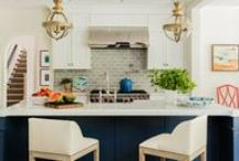 Kitchens / Kitchen decor, kitchen design, kitchen decorating ideas.