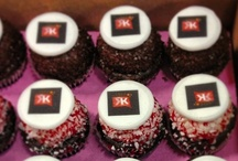 Klout Eats / Here's a peek at the yummy food at Klout...