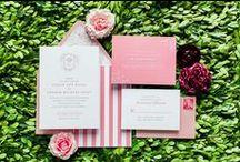 Stationery / INVITATION CARDS