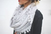 clothes + accessories / inspiration & looks I would like to try / by Shannon Effertz