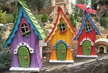 GNOMES & FAIRIES...... / Enjoying fantasy.......  / by Burda LaBlonde Hautala