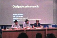 Palestras / Palestras lideradas por Miguel Brandão.