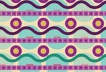 textiles, patterns + repeats