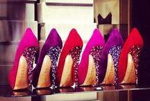 Shoes  / by Kim Bouska