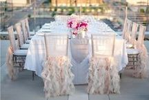 Pure white wedding