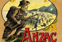 """Australian Studies - ANZAC / """"ANZAC is not merely about loss  it is about courage and endurance  and duty and love of country,  and mateship, and good humour  and the survival of a sense of self-worth  and decency in the face of dreadful odds.""""  -The Shrine of Remembrance-  / by AussieHomeschool"""
