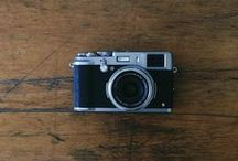 Cameras / Swoon. / by Irene Georgiou