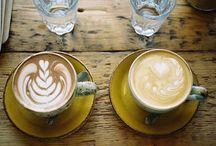 Coffee Coffee Coffee Buzz Buzz Buzz / by Irene Georgiou