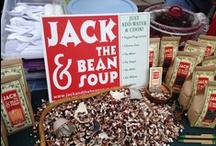Jack and The Bean Soup / www.jackandthebeansoup.com