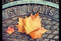 Where I call home / I am a true Missouri girl and there is no place like home.  / by Kim Bouska