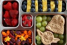 Kids lunch / by Sarah Blank