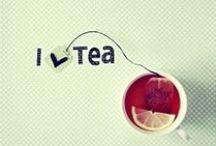 Tea time / ooh, I'd love a cup of tea / by MrsBee