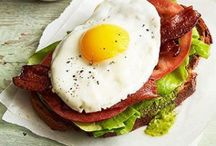 Breakfast / by Sarah Blank