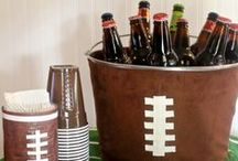 Game day & Super Bowl / by Sarah Blank