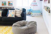 Den / kids room
