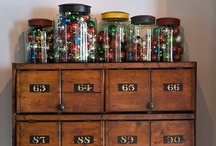 Storage & Organization / Organization delights my soul! / by Alphabet Salad Productions