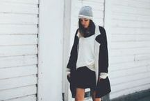 Stylish / Style shots, clothes we love + fashion DIYs / by Whimseybox