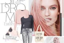   My Polyvore    / fashion, styles and collages. #minniemoney / by Basia Pe