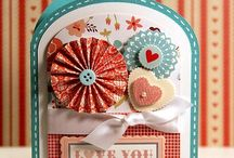 Scrap, Cards & tags