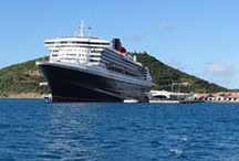 Cunard Ships / Love Cunard and their ships  For more visit http://www.tipsfortravellers.com/cunard