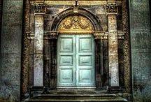 Gates and doorways