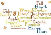 Fall in Love with Autumn / Autumn is my most wonderful time of the year!