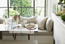 Breakfast nooks