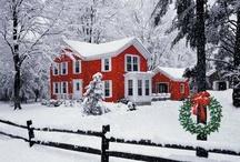 Winter Wonderland / Let it snow, let it snow, let it snow!