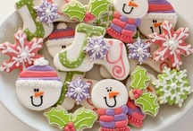 Cookie Decorating / by Alphabet Salad Productions