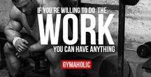 Great bodies/motivation