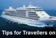 Silversea Cruises / I am going to be partnering with the up-market Silversea Cruises to cover their ships, what makes them different and make videos and more. Follow the posts at http://www.tipsfortravellers.com/Silversea
