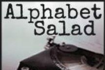 Alphabet Salad / Alphabet Salad - an eclectic assortment of rants & ramblings by Laurel Regan (Dawn Storey) - http://www.alphabetsalad.com
