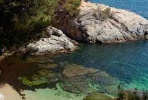   Spain   / Ibiza..Mallorca...Barcelona  / by Basia Pe