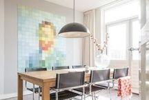 Adrianne van Dijken interieuradvies / Afgeronde interieurprojecten