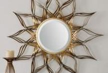 MIRRORS / Mirrors of every shape and size.