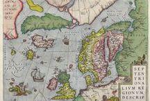 Abraham Ortelius Maps