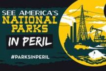 9 National #ParksInPeril / From Arches to Yellowstone, the crown jewels of our National Park System are at a crossroads. And it is up to each of us to determine which path they take. Check out these 9 national #ParksInPeril / by NPCA