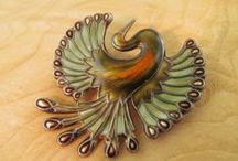Vintage Jewelry  / Some of my favorite pieces of vintage jewelry.  / by Linda Lombardo