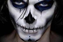 Sugar skulls/Tattoo ideas / by Sini L.