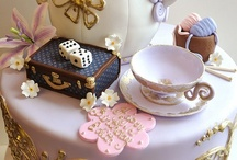 Cake as Art / Cakes to inspire and revel in the sheer artistry.