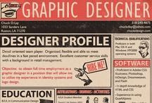 Resume and Portfolio Designs